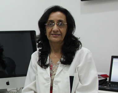 Dr. Thrity Daruwala